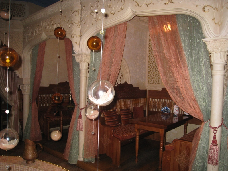 ресторан Халиф-аист